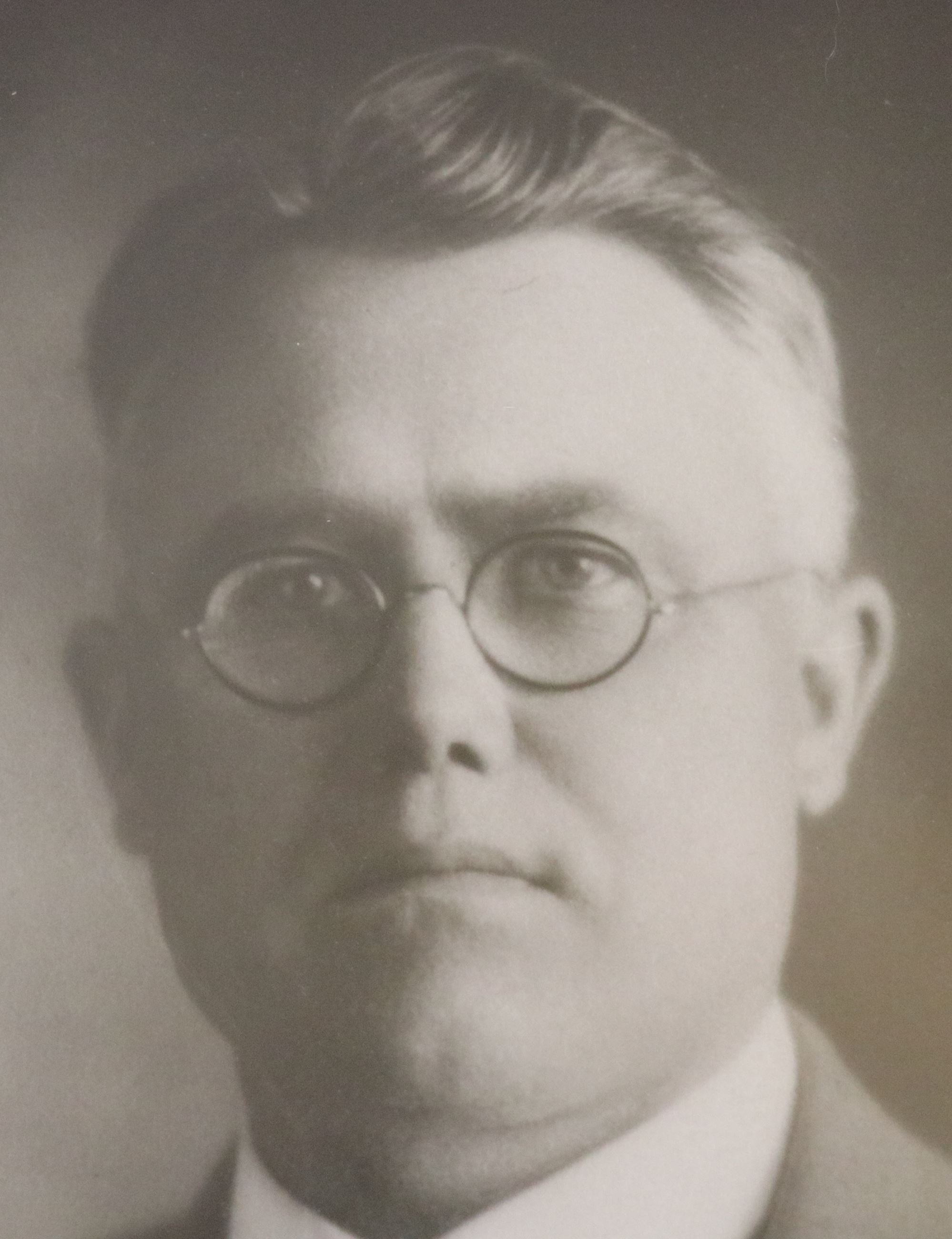 Perry A. Morris 1923-1924