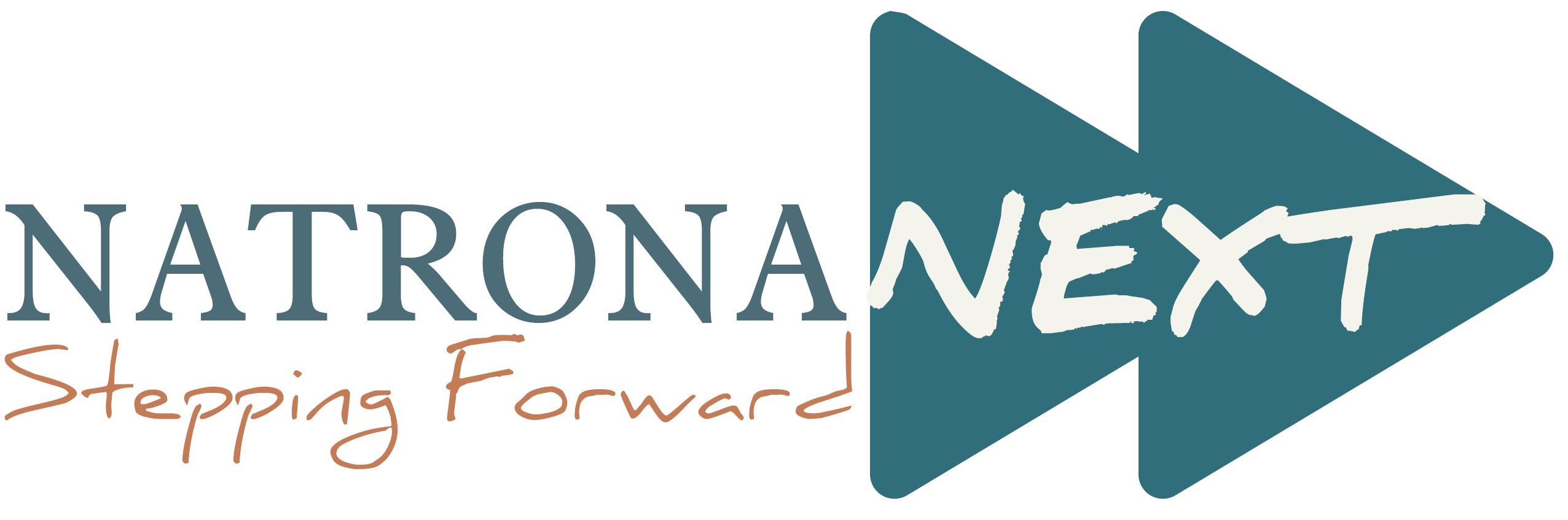 Natrona Next Stepping Forward Graphic