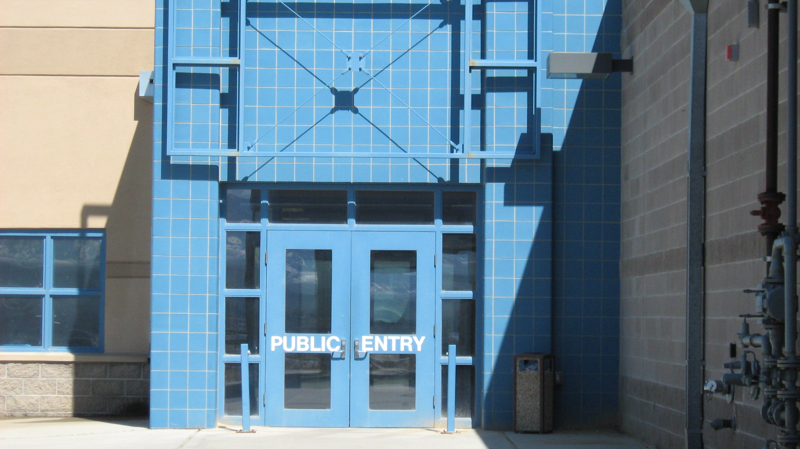 Detention Center Public Entry